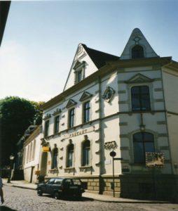 Historisches Postamt Gräfrath